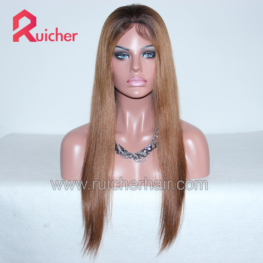 180% Density Chinese Lace Frontal Wig,Unprocessed Virgin Human Hair Lace Front Wig