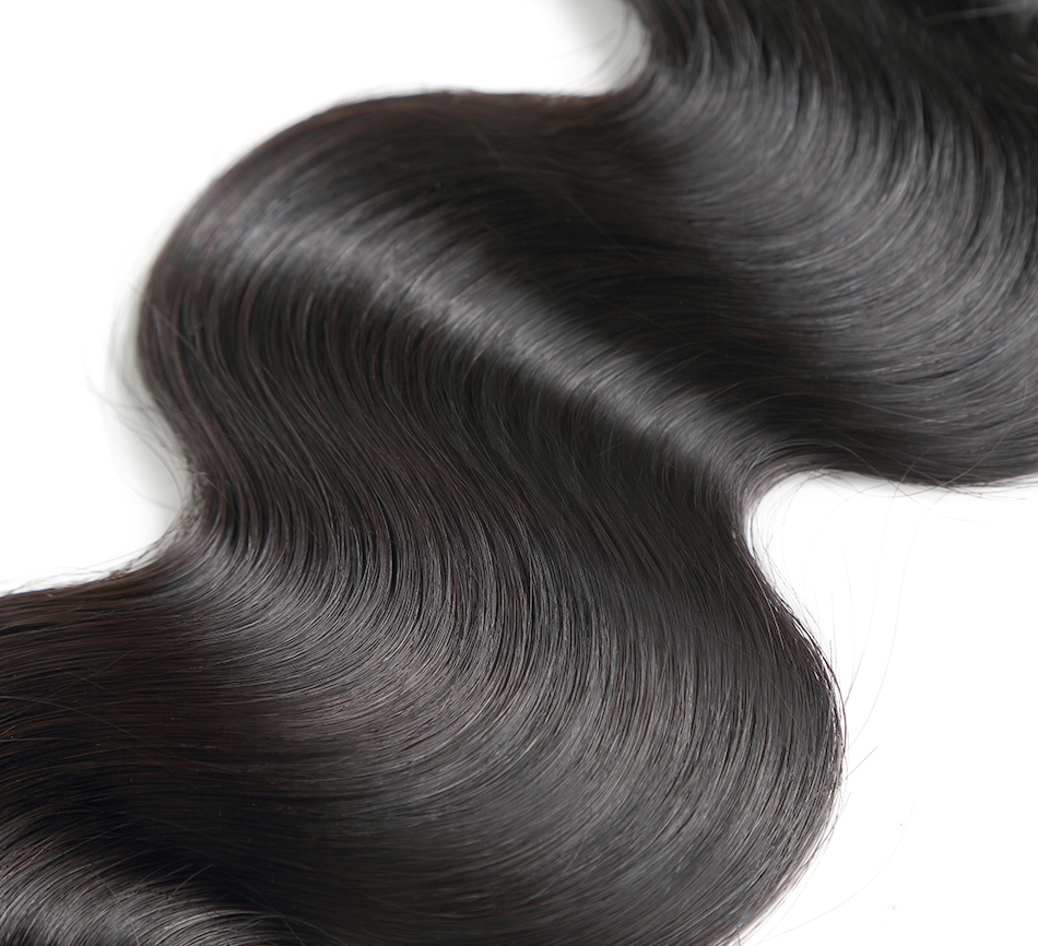 wefts Body wave