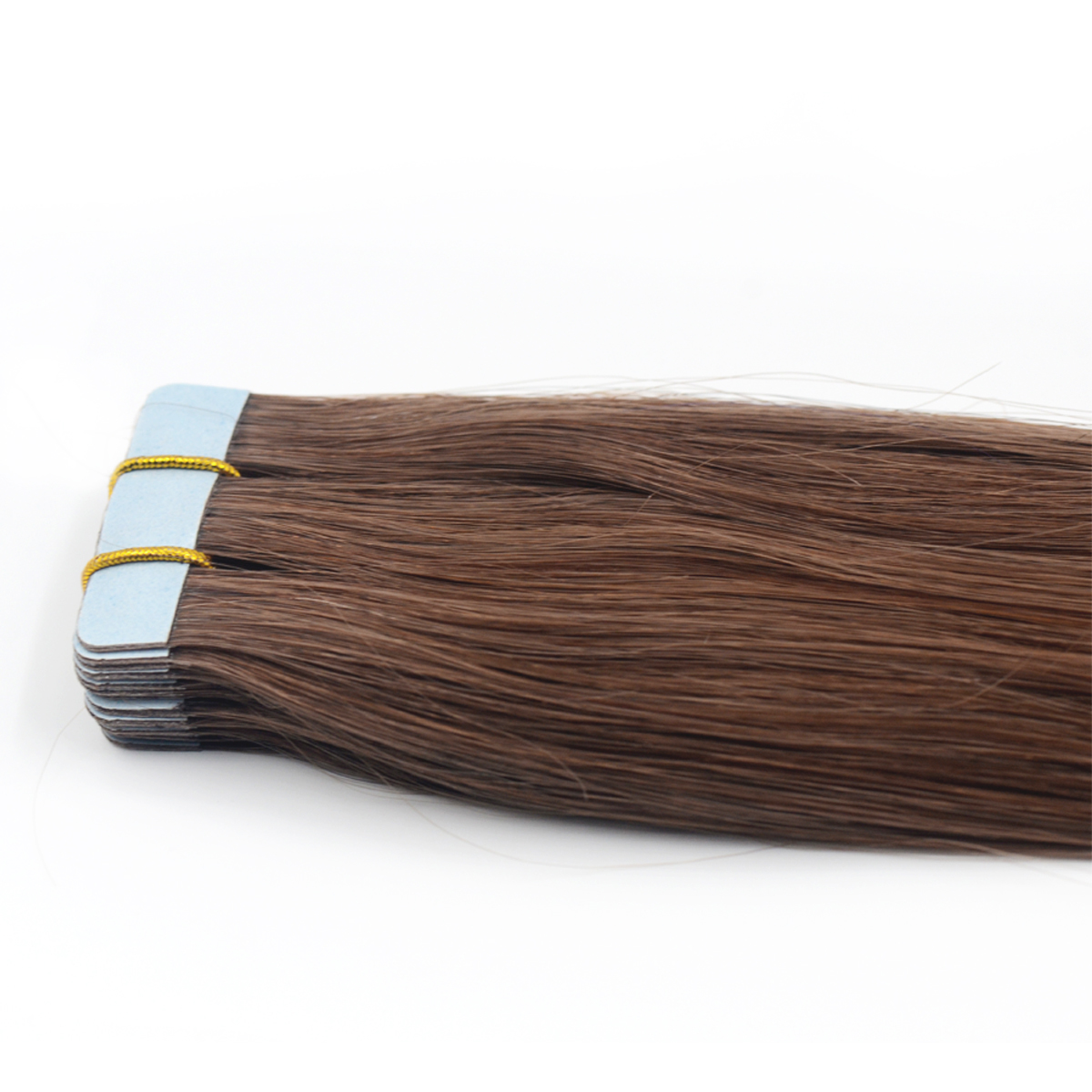 Hot Sell #10 Tape Skin Remy Hair Brazilian Hair Extensions
