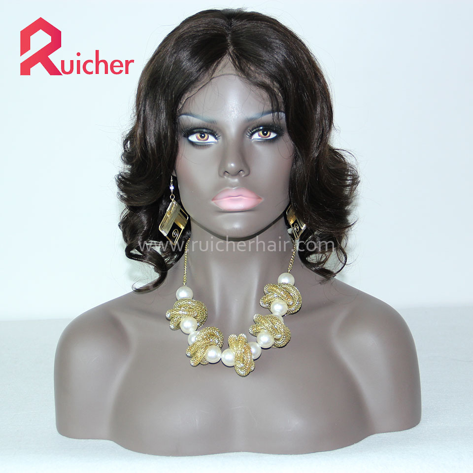 Full Lace Human Hair Wigs For Women Brazilian Wig With Baby Hair