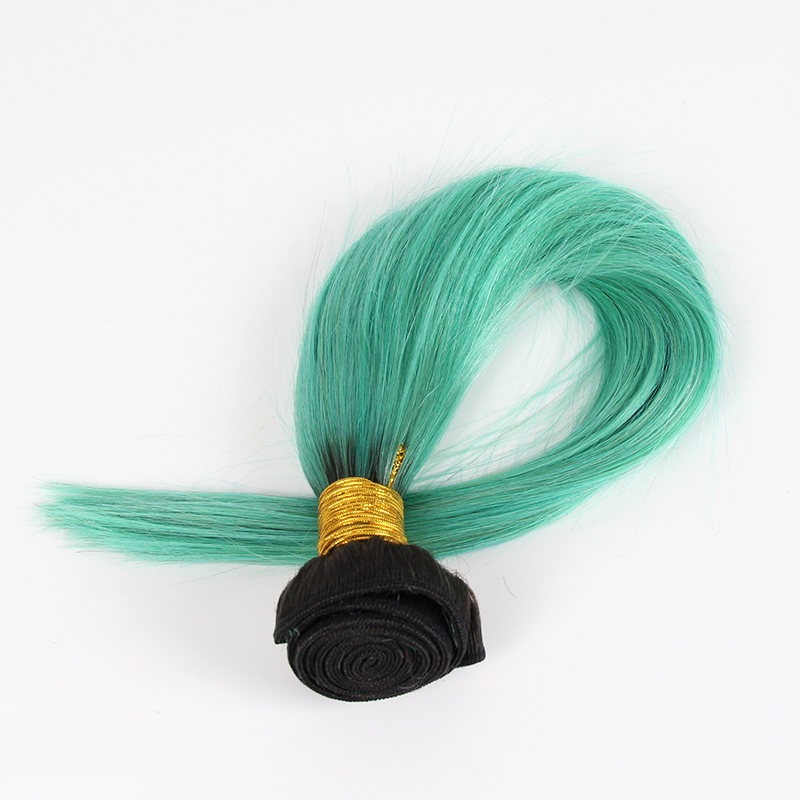 European Virgin Hair Weave New Products Color Hair Weft Human Hair