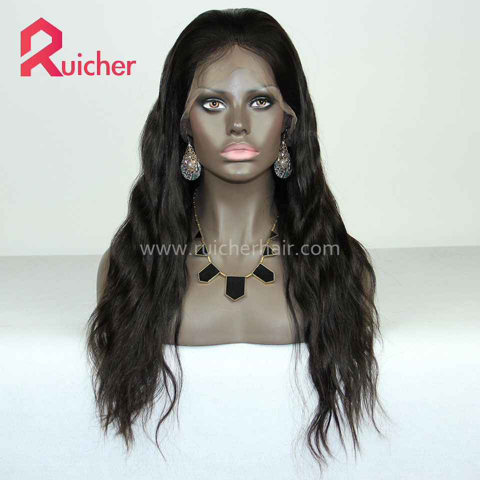 Lace Human Hair Wigs For Women Black Brazilian Natural Straight