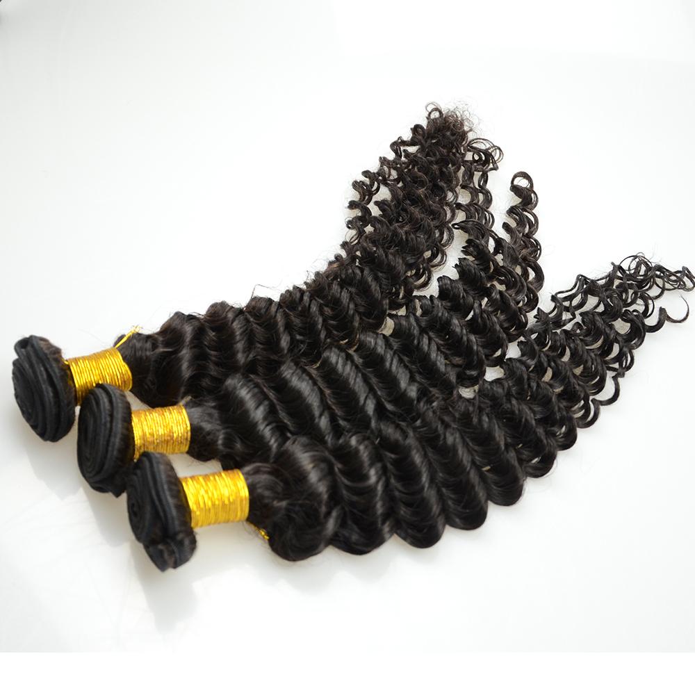 Wholesale Price Peruvian Deep Wave Human Hair