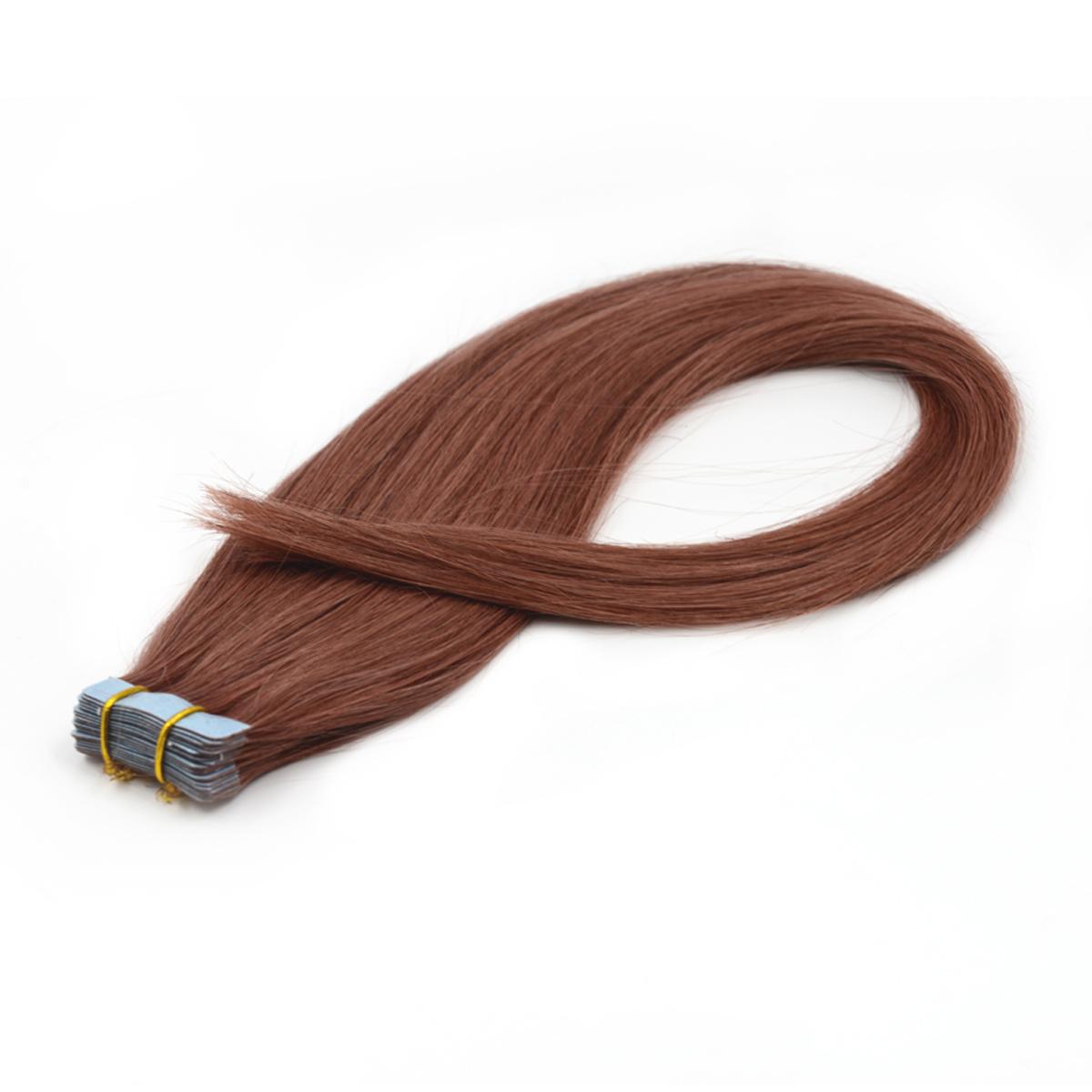 Wholesale Tape Hair Extension Human Virgin Hair Bundles #33